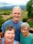 Tonya, Roger and Aunt Audrey