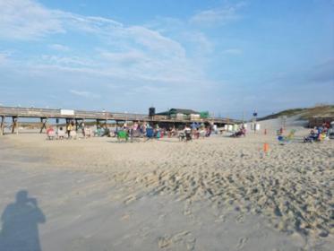 church at the beach