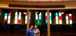 Ryman Auditorium